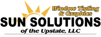 Sun Solutions of the Upstate Window Tinting & Graphics
